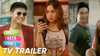 Download Video TV Trailer | 'Vince and Kath and James' | Joshua Garcia, Ronnie Alonte, Julia Barretto MP3 3GP MP4