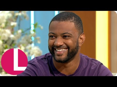JB Gill on JLS Reunion Rumours and His New Show Celebrating Zoos   Lorraine