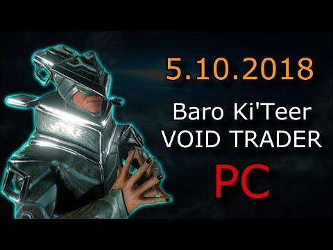 Warframe - Baro Ki'Teer (PC) - 100th Visit (PC) thumbnail
