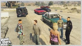 ROLE-PLAY FUNNY MOMENTS! (GTA 5 ONLINE ROLE-PLAY)