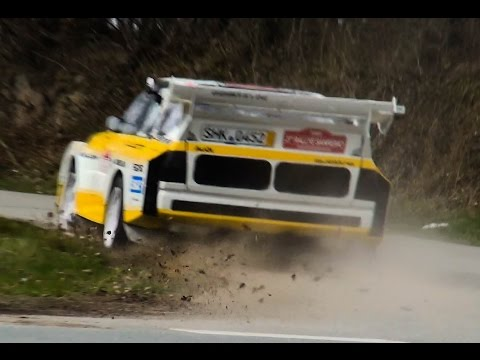 Audi Quattro S1 mit Walter Röhrl | Stormarn Rallye 2015 | Evo, M3, Impreza WRX STI, 911
