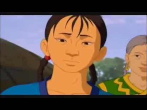 МОНГОЛ Хүүхэлдэйн кино | MONGOLIA ANIMATION | CHINGGIS KHAAN ANIMATION
