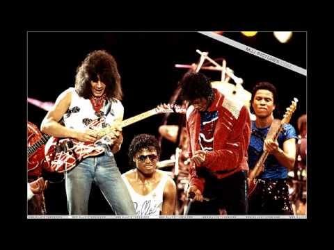 Michael Jackson - Beat It (Live Instrumental)
