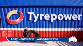 Tyrepower TVC - The power of Tyrepower all throughout the country