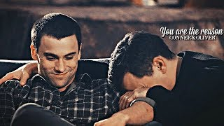 Conner & Oliver | You are the reason.