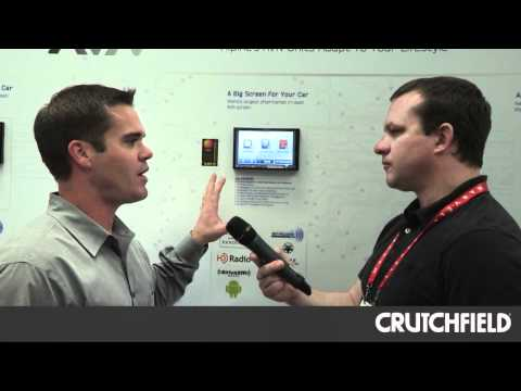 Alpine INE-Z928HD Navigation Receiver Overview | Crutchfield Video