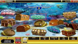 Casino Games:  Mermaids Millions Video Slot at 7Sultans Casino