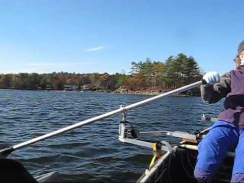 Economy Canoe Rowing Package Youtube