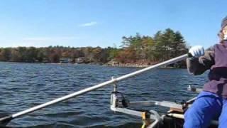Economy Canoe Rowing Package