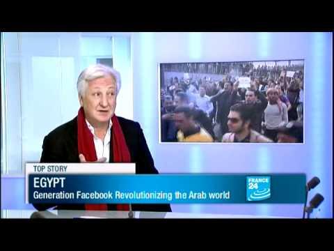 Generation Facebook revolutionizing the Arab world