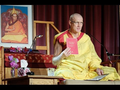 Who is Vajrayogini and how can I meet her? - Gen-la Kelsang Khyenrab