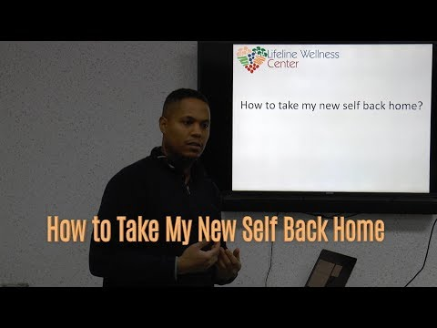 How to Take My New Self Back Home