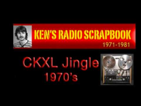 1140 CKXL Jingle 2 - Calgary Alberta - 1972 ARCHIVED RADIO