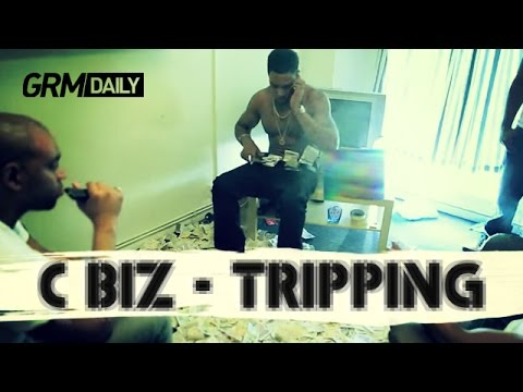 C Biz - Tripping [Music Video] | GRM Daily