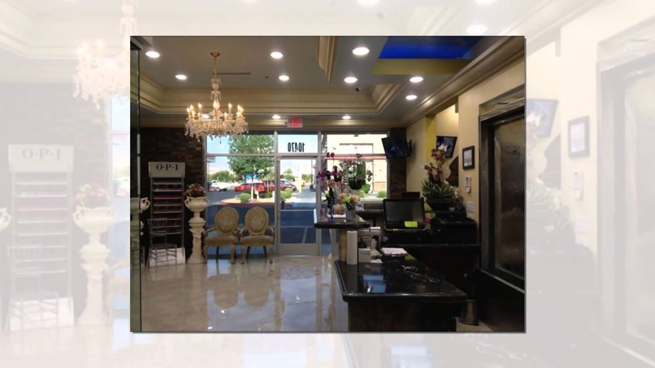 Professor Nails and Spa in Las Vegas NV 89141 (1287) - YouTube