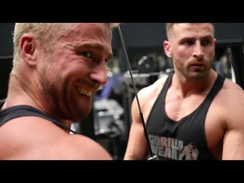 MONSTER PUSH SESSION with CHARLIE JOHNSON