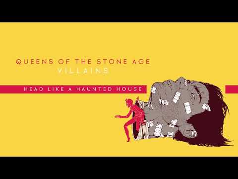 Queens of the Stone Age - Head Like A Haunted House (Audio)