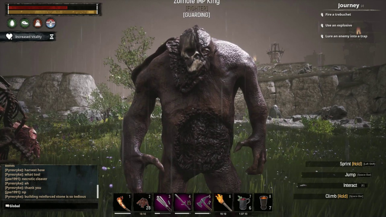 Necromancy in Conan Exiles (and mods to make it better)