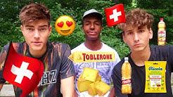 Typisches SCHWEIZER ESSEN | Swiss Food Challenge - Hipster Gnogg