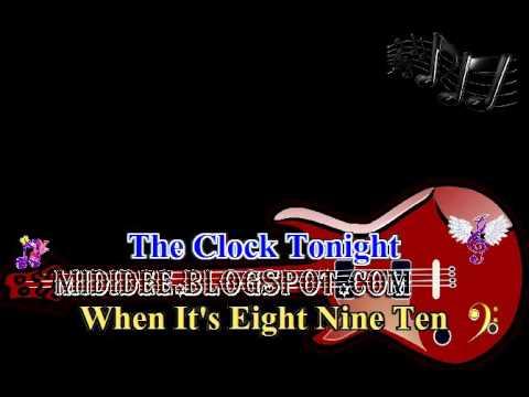 Karaoke song, ROCK AROUND THE CLOCK, Bill Haley