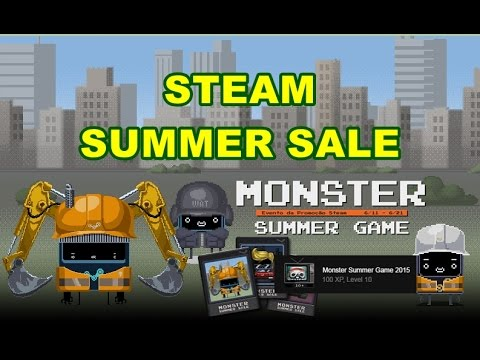 download Steam Summer Sale 2015 - O que sabemos até agora?