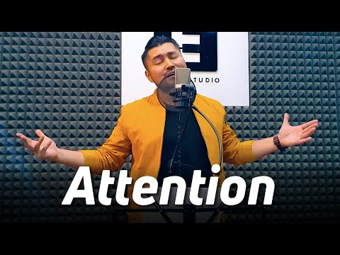 Attention - Charlie Puth | cover by Samat