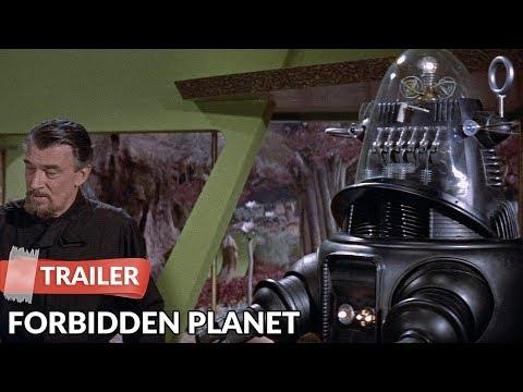 Forbidden Planet 1956 Trailer | Walter Pidgeon