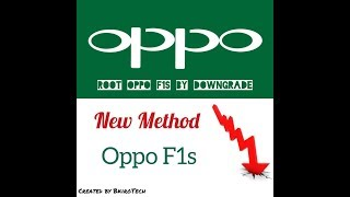 How to root oppo f1s.