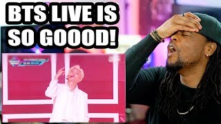 BTS - Dionysus | Live Comeback Special Stage | Reaction!!!