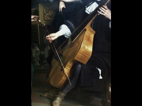 Marin Marais - 'La Reveuse', nº82 du IVème livre (Savall)