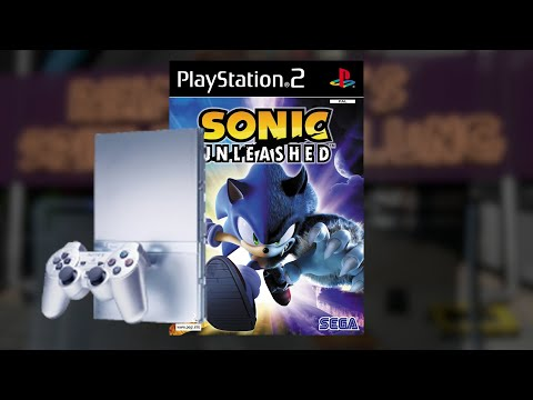 Gameplay : Sonic Unleashed [Playstation 2]