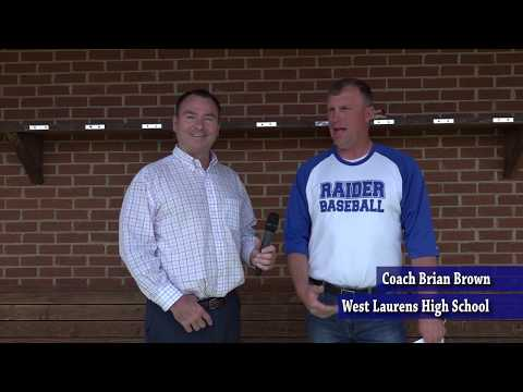 West Laurens High School Baseball Coaches Show - 04-13-18