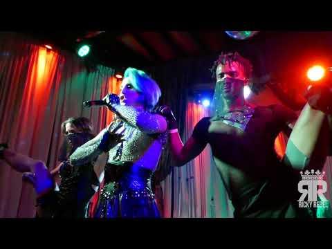 Ricky Rebel - Magic Carpet Live at Bar Sinister