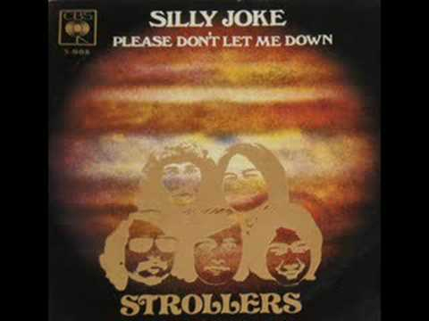 Malaysia psych pop The Strollers band