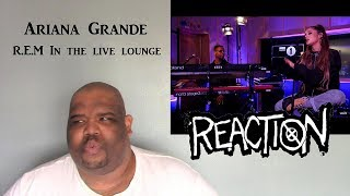 Ariana Grande - R.E.M. in the Live Lounge - NTX React's