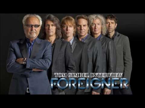 Interview with Tom Gimbel of Foreigner: Unplugged and Wound Up