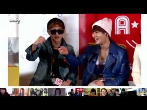 SHINee Hang Out Fans Make Video
