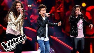 "Scardina, Szczurowska, Grigorian – ""I'm Still Standing"" – Bitwy – The Voice Kids Poland"