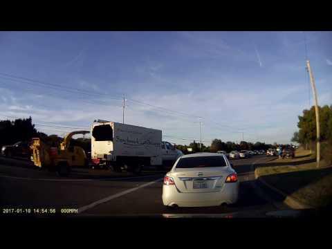 Car Crash Harlingen Texas November
