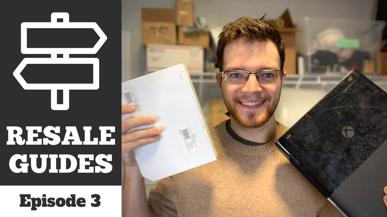 How to Prep Video Game Consoles for Amazon FBA