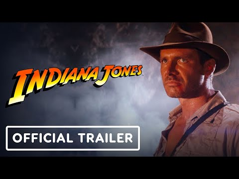Indiana Jones Collection - Official 40th Anniversary Trailer (4K Ultra HD) | Harrison Ford