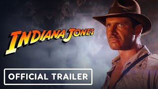 Collezione Indiana Jones - Trailer ufficiale del 40 ° anniversario (4K Ultra HD)   Harrison Ford
