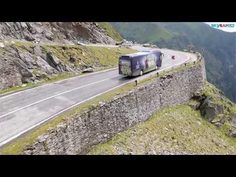 Transfagarasan cel mai frumos drum din Romania
