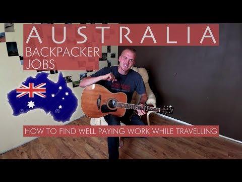 BACKPACKER JOBS AUSTRALIA