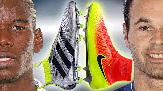Pogba vs Iniesta Boot Battle: Adidas ACE16+ vs Nike Magista Obra - Test & Review