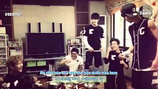[130719] [VIETSUB] [BANGTAN BOMB] The happening in Changwon 2 : Icecream match