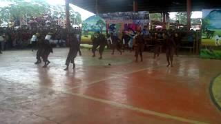 Tuy NHS: Kambingan Festival Court Dancing Champion