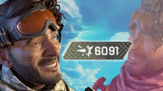 Bamboozling Entire Squads With Mirage's New Emotes - 6K Damage Game In Apex Legends Season 9