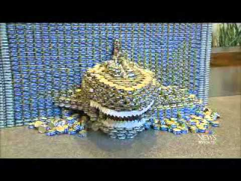 BA Group Participates in Design Competition to support Hunger -  CANstruction on CTV News small