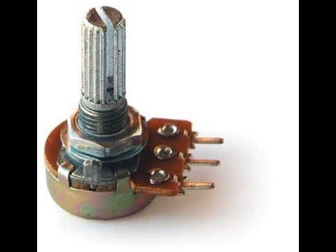 Arduino proje 3: Potansiyometre